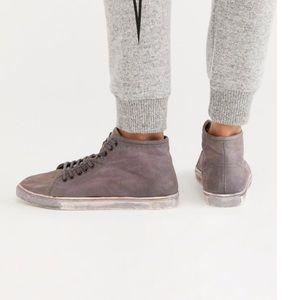 Free People River Run Distressed Sneaker